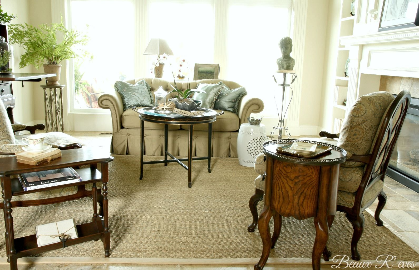 From My Front Porch To Yours   Living room designs, Home ...
