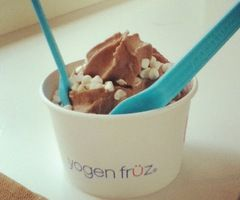 Yogen Fruz, my favourite!