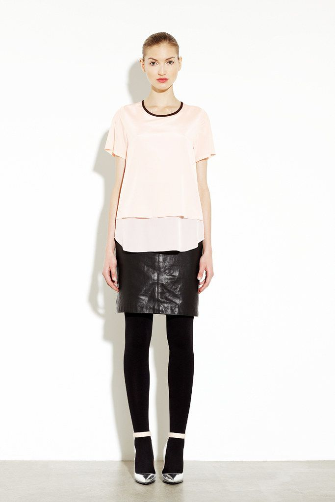 DKNY Resort 2013 Fashion Show - Simona Andrejic
