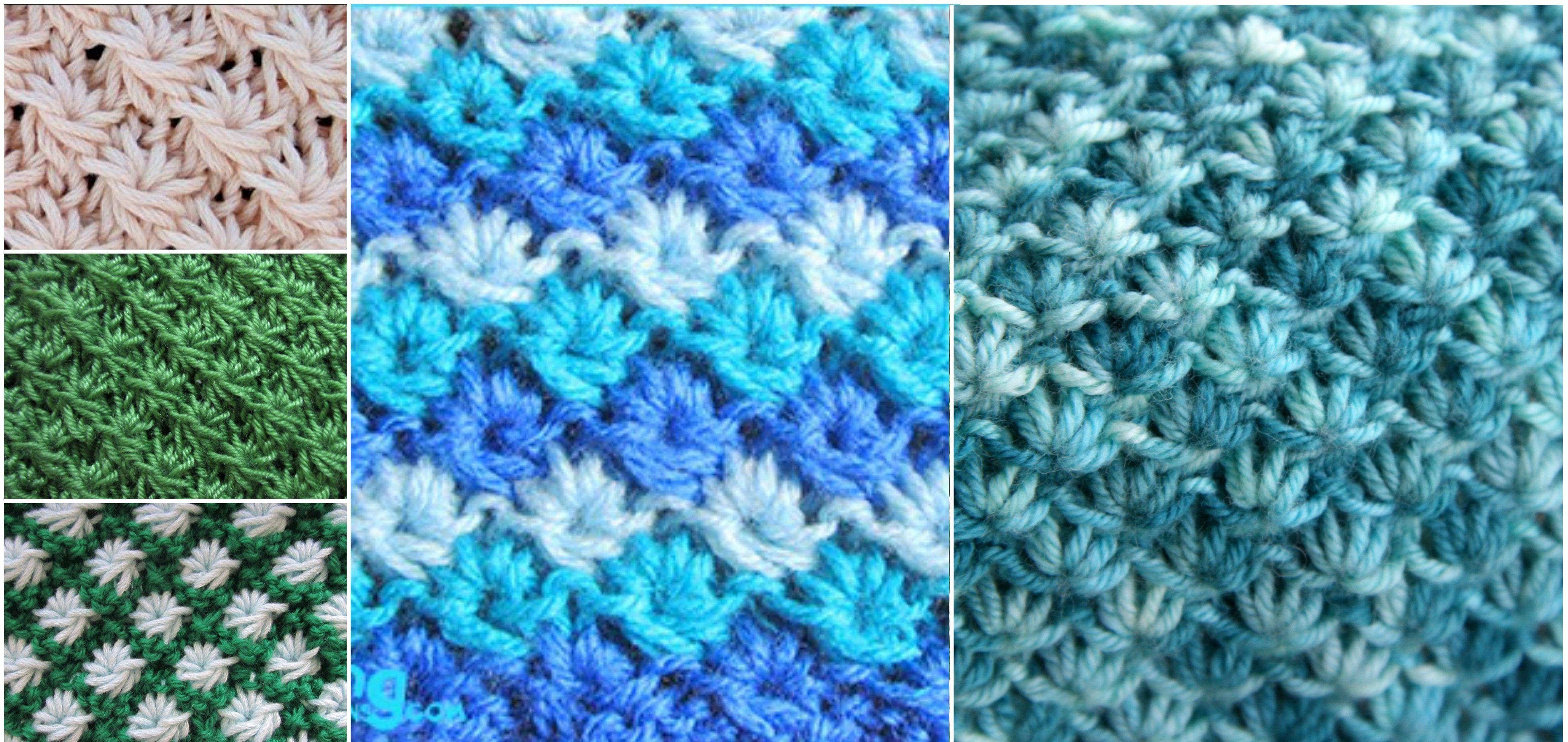 How to knit daisy flower stitch crochet patterns and video how to knit daisy flower stitch izmirmasajfo