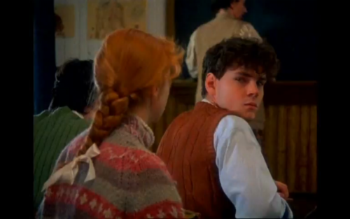 "'""I didn't mean to vex you and I only meant it for a joke. Besides, it's so long ago. I think your hair is awfully pretty now - honest I do. Let's be friends.""  -Anne of Green Gables"