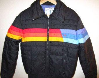 6e951fdac Vintage ski jacket | Etsy | vintage ski jackets | Vintage ski jacket ...