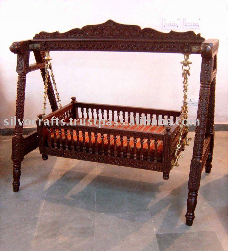 Wooden Cradle Designs