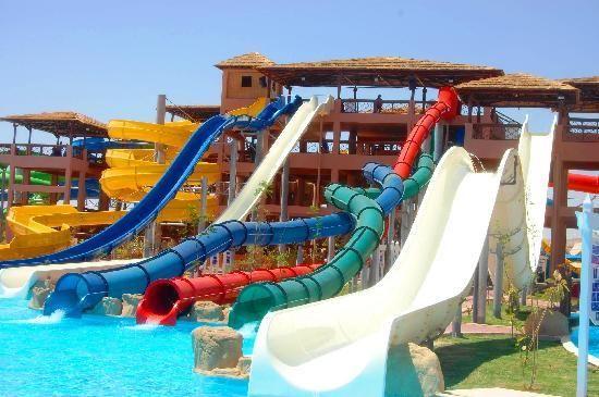 Jungle Aqua Park Hotel Hurghada Urlaub
