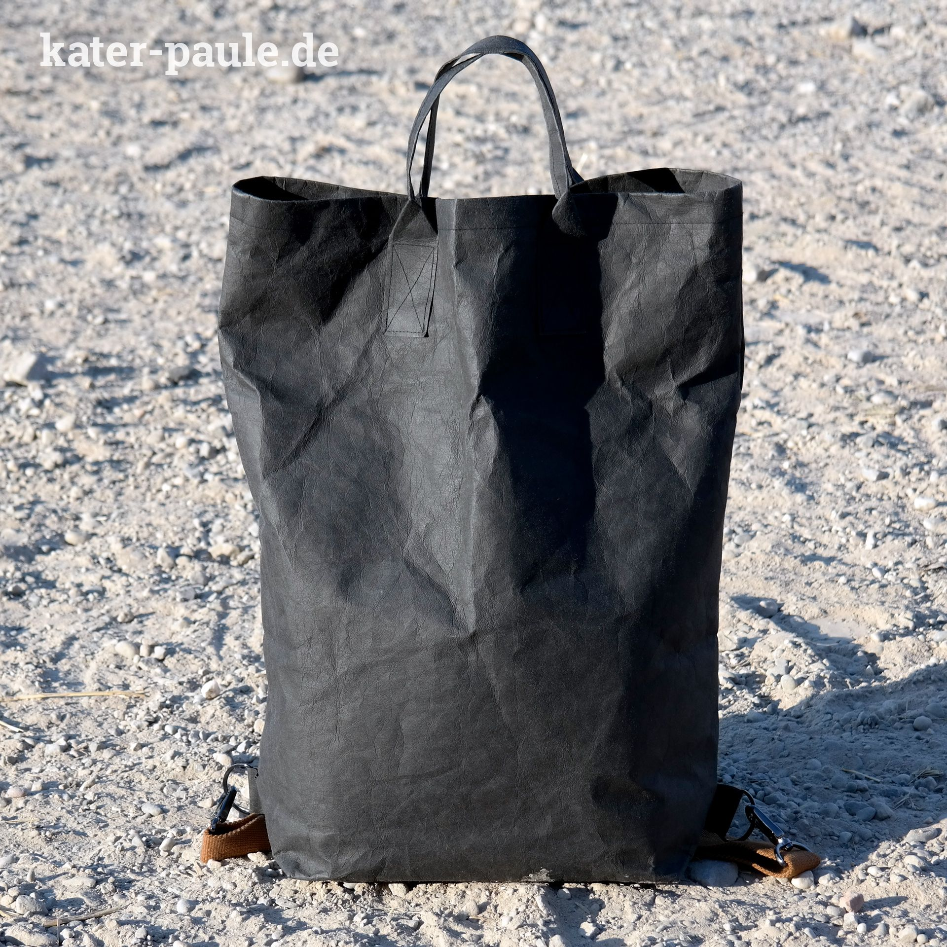 Lässiger Rucksack aus SnapPap inkl. Anleitung und Schnittmuster ...