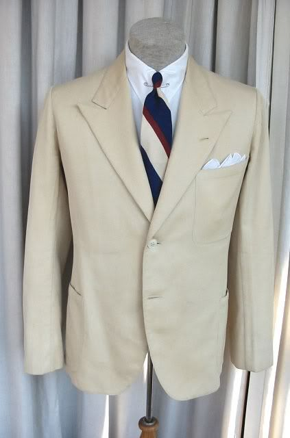 The Thread To Display Your 1930s Suits 20s 40s Mens