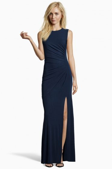 Abs evening dresses by allen blue