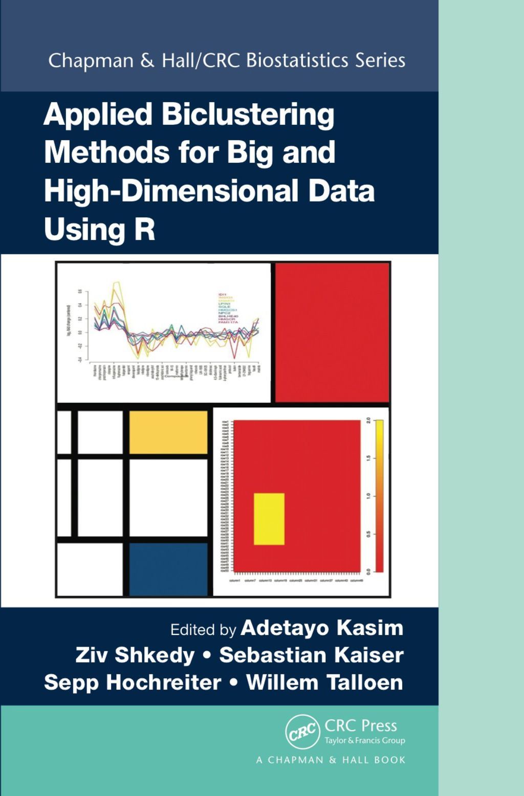 Applied Biclustering Methods for Big and HighDimensional