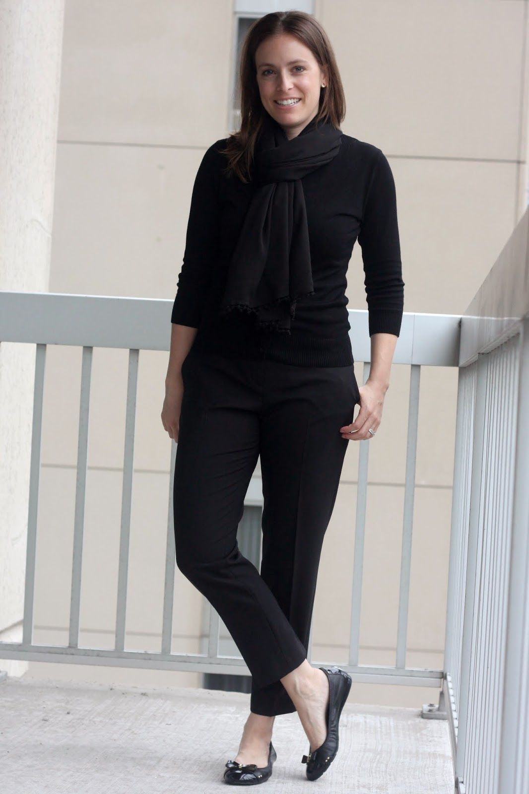 Image result for black cardigan outfits | Work Clothes | Pinterest ...