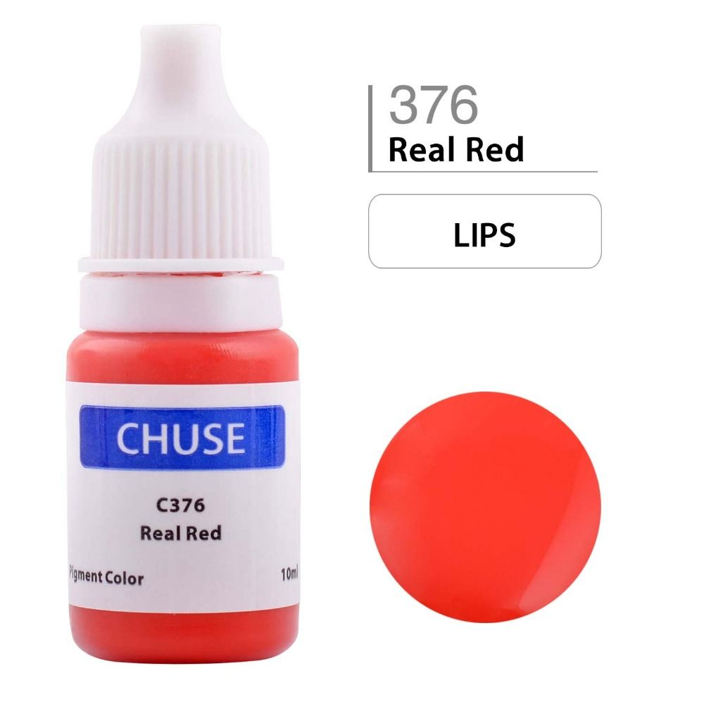 Chuse Permanent Makeup Ink Lips Tattoo Ink Set Microblading Pigment Professional Micro Maquiagem De Tattoo Ink Sets Permanent Makeup Permanent Makeup Cosmetics
