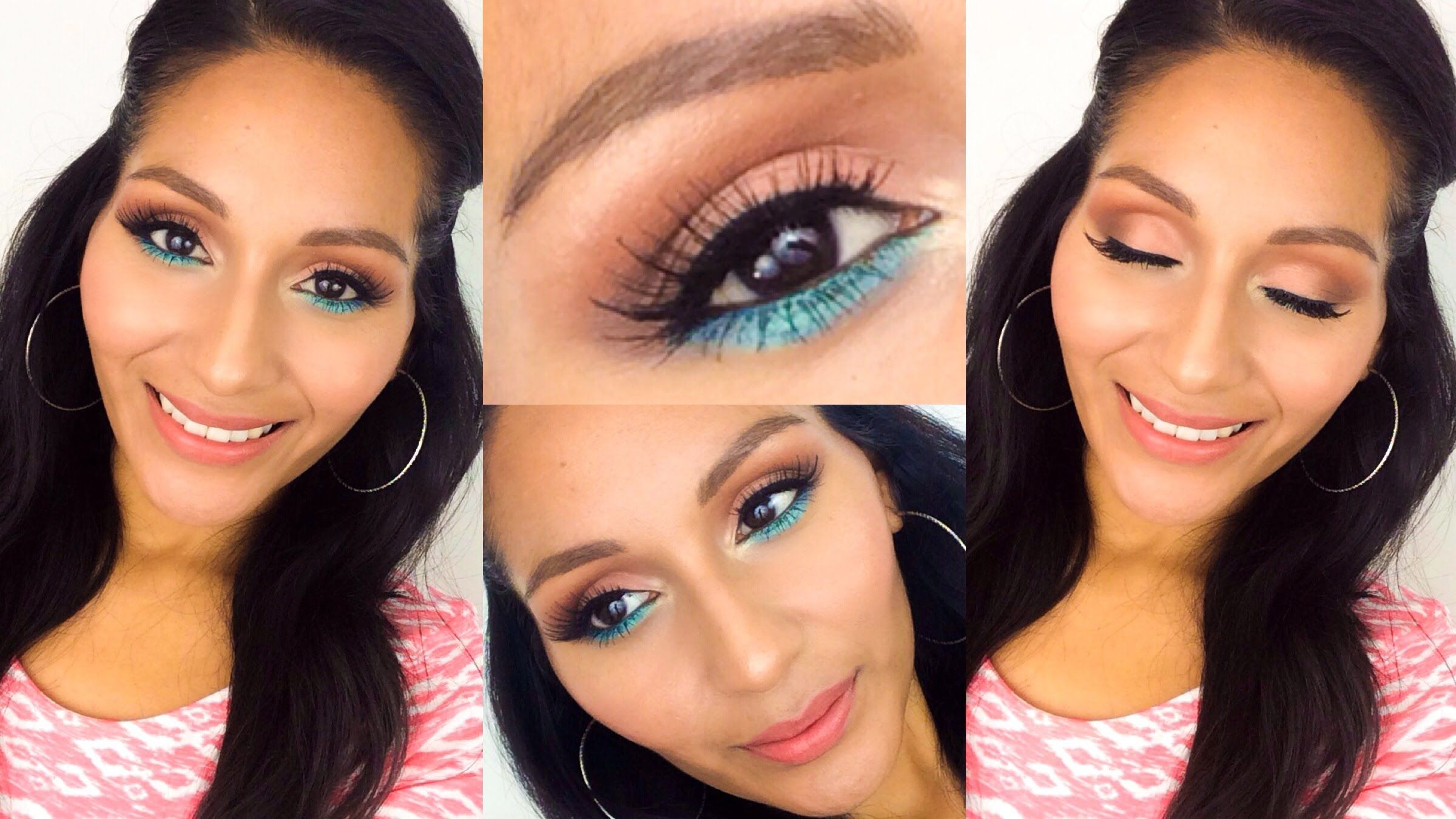 new #milani #bella #gel #powder #eyeshadow #makeup tutorial