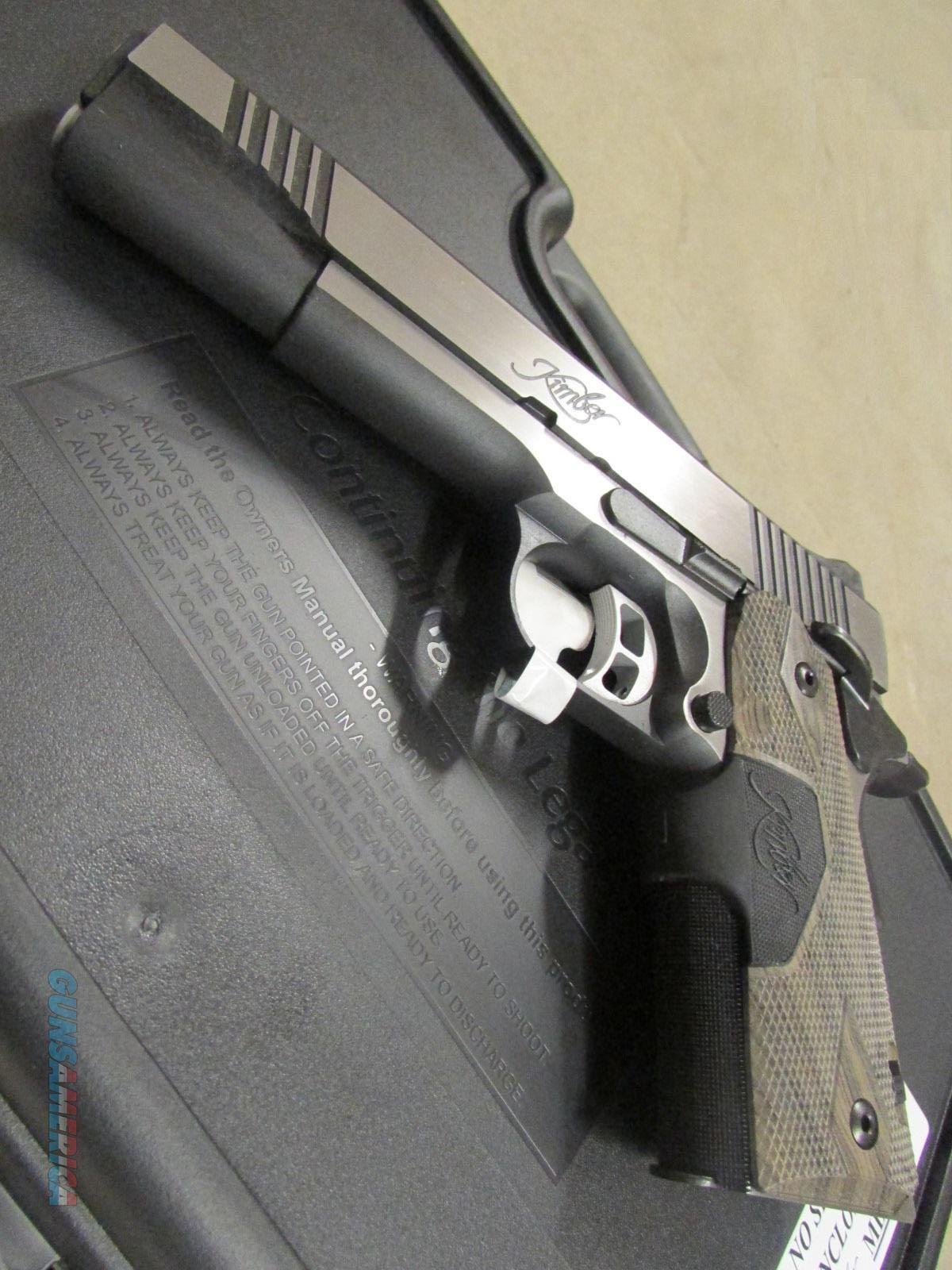 Kimber Mfg 1911 Eclipse Custom Ii Lg 45 Acp 5in Handgun Parts Diagram Search Pistol Firearm Gun Stainless 8 1rd
