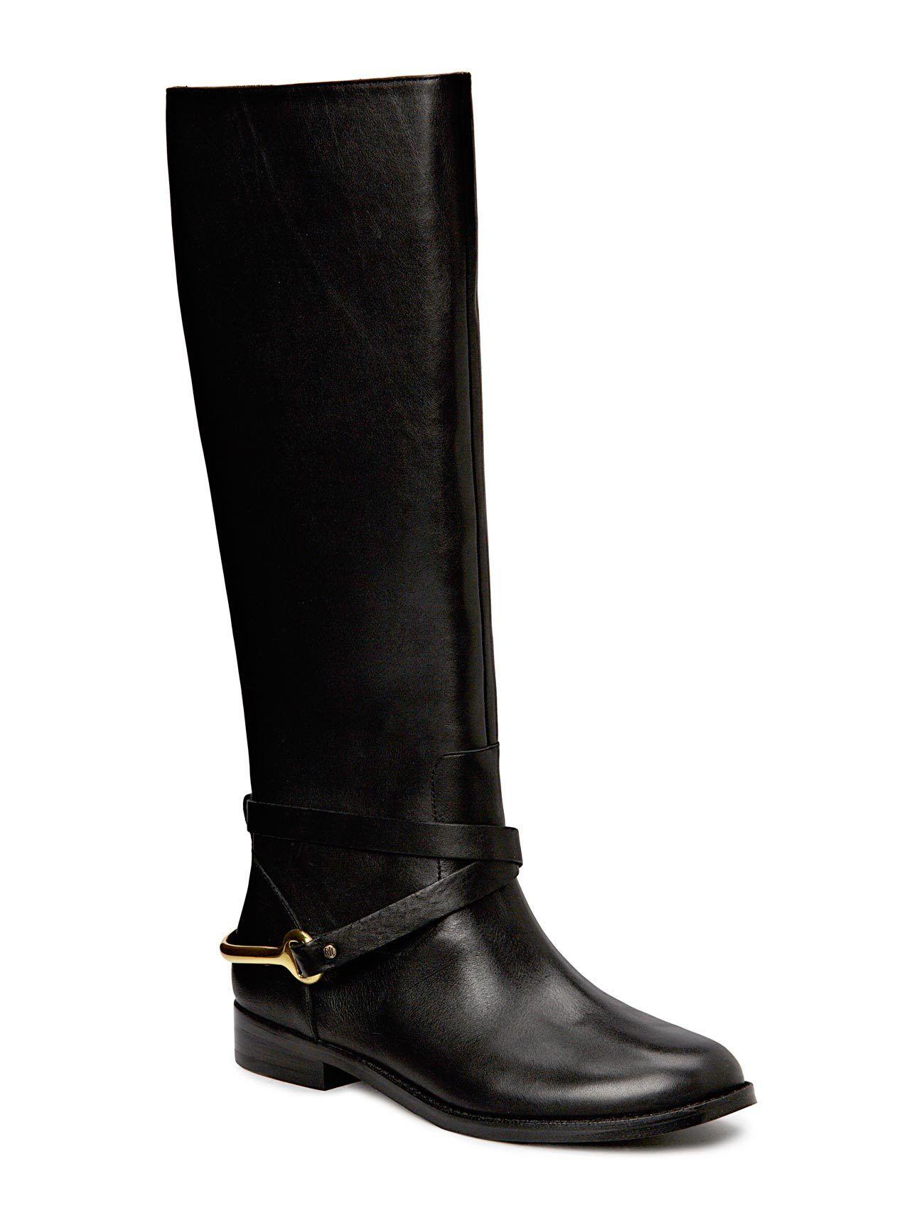 Classic essentials, perfect Ralph Lauren boots!
