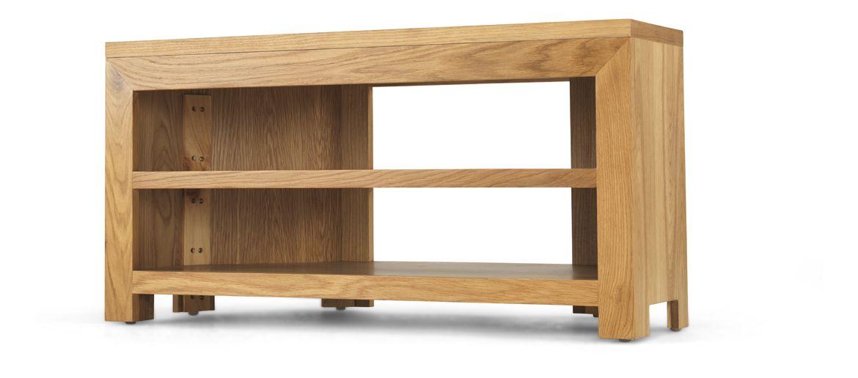 cube oak open corner tv unit tv stands corner tv unit tv unit rh pinterest co uk
