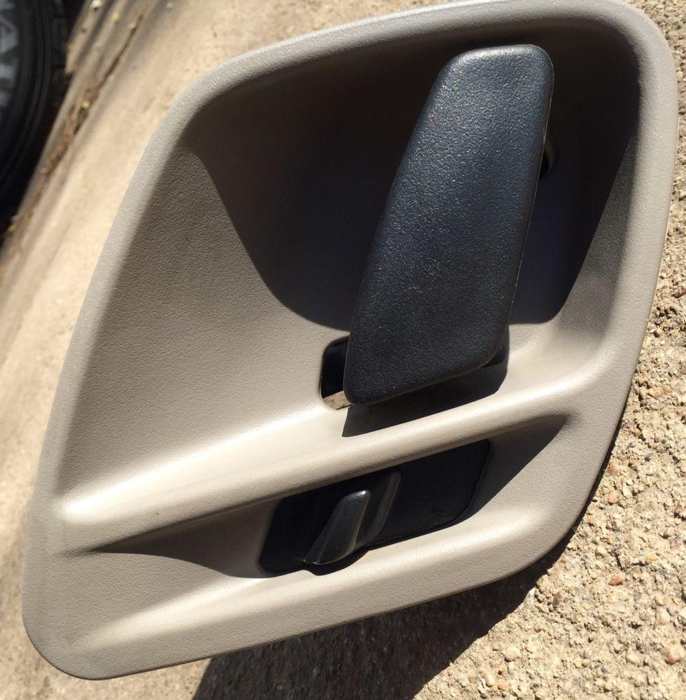 19992004 Jeep Grand Cherokee Front Rear Interior Door