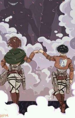 When love and hate collide. ( a modern Levi and Hanji fanfiction)