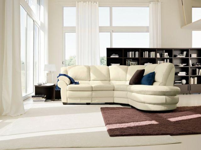70 Sofa Design Ideen Gestalten Sie Ihre Räume mit Stil Dekoration - wohnzimmer ideen hell