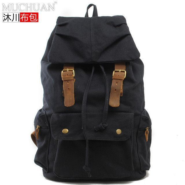 Vintage Fold Style backpack - Men and Women