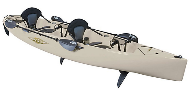 Hobie Mirage Oasis Kayak Review Considered The Best Tandem Fishing Kayak In The World Decide For Yourself Tandem Fishing Kayak Kayak Fishing Kayaking