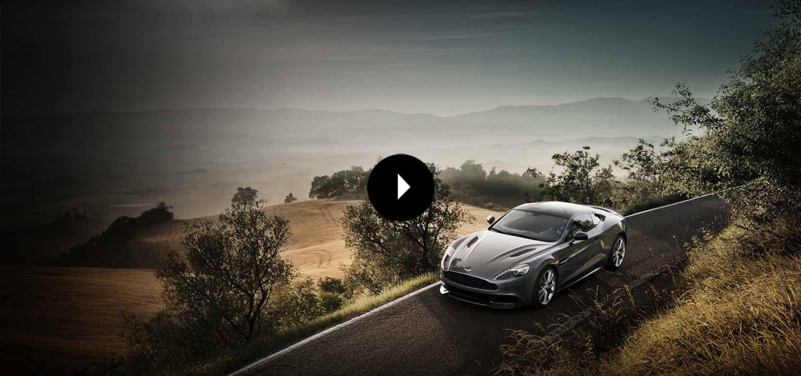 The New Aston Martin Vanquish. Aston martin vanquish