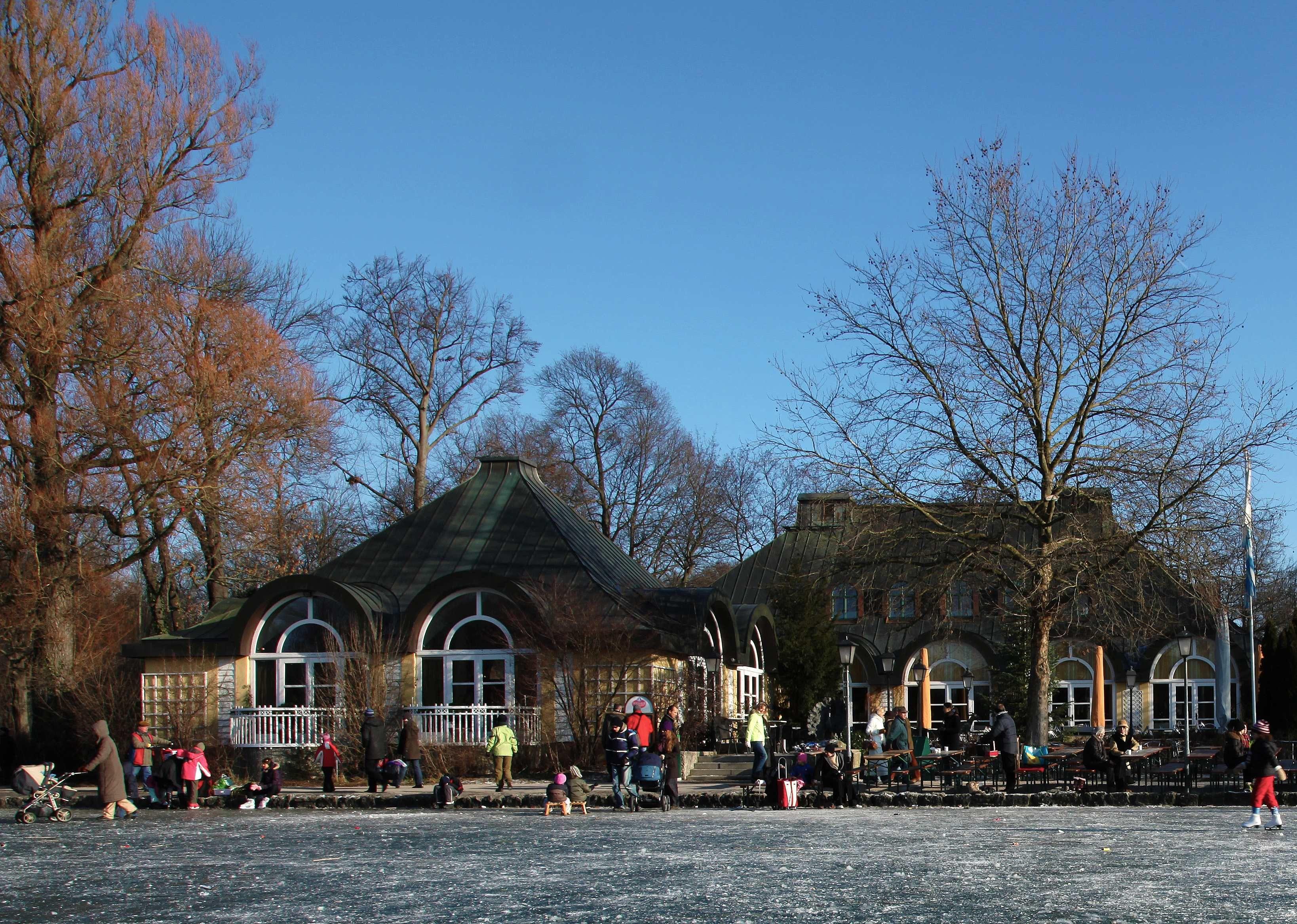 Seehaus Im Englischen Garten Seehaus Englischer Garten Hotel Munchen
