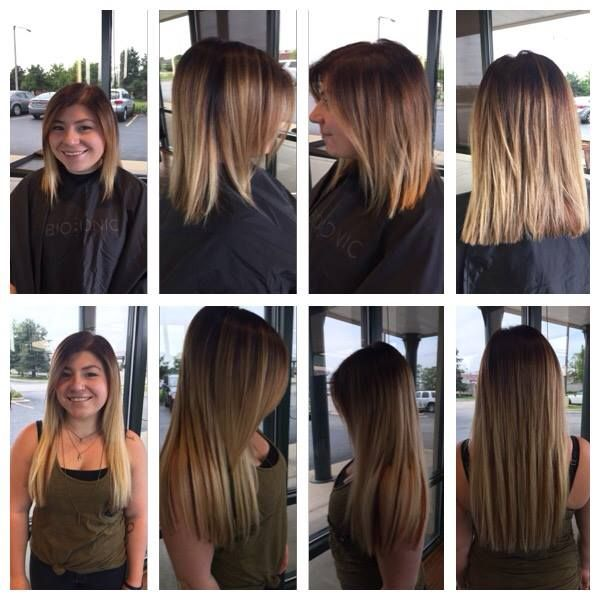 Hair Extensions By Bliss Hair Studio Master Stylist Laura Hair
