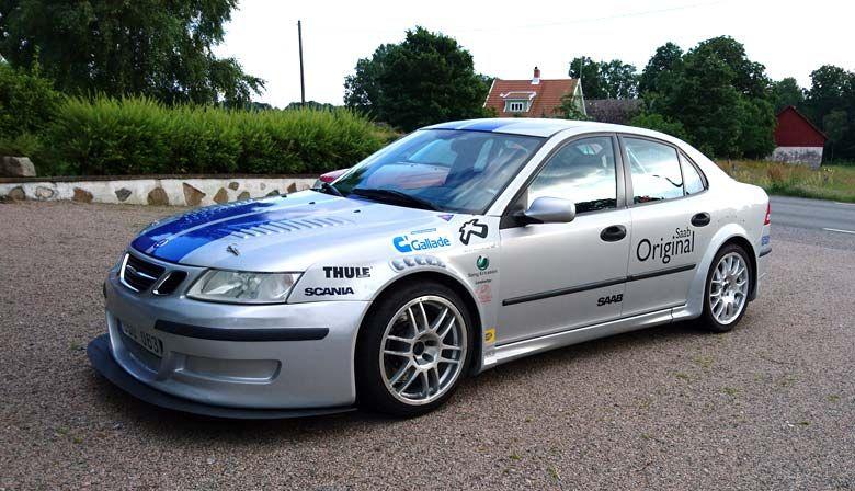 Meet The Saab 9 3 Diners Club Racing Replica Saab Saab 9 3 Racing