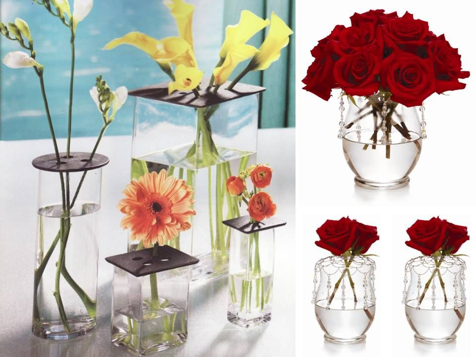 Simple and easy wedding decorations simple diy wedding simple diy wedding centerpiece ideas red roses wedding flowers full 22 best free home design idea inspiration solutioingenieria Images