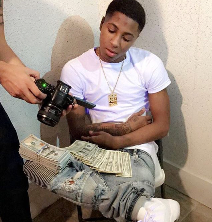 Nba Youngboy S Age Signed With Cmg Net Worth Wiki Real Name Empire Bbk Nba Nba Baby Net Worth