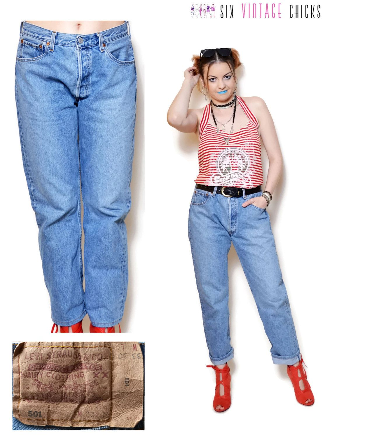 90s mom pants blue levis jeans 501 levi jean sexy denim high waist ...