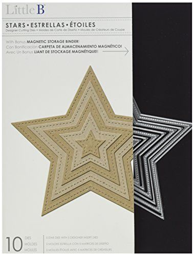 Little B Stars Cutting-Die, Pack of 10, Little B https://www.amazon.co.uk/dp/B00JUD3C3U/ref=cm_sw_r_pi_dp_x_SoY-ybP5SAFV2