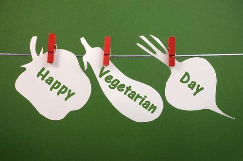 Happy #VegetarianDay