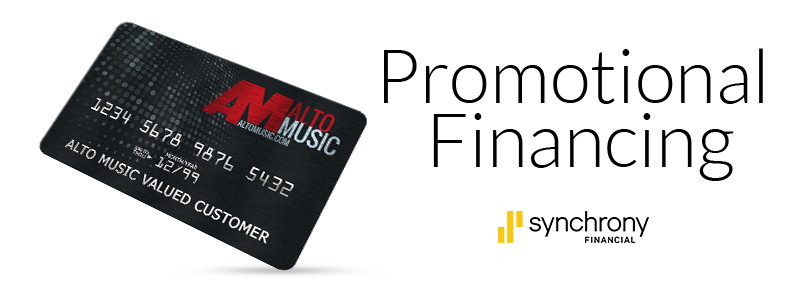 Synchrony Bank Credit Cards >> Alto Music Credit Card Is Issued By Synchrony Bank It
