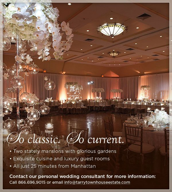 Mansion Wedding Venues Westchester NY