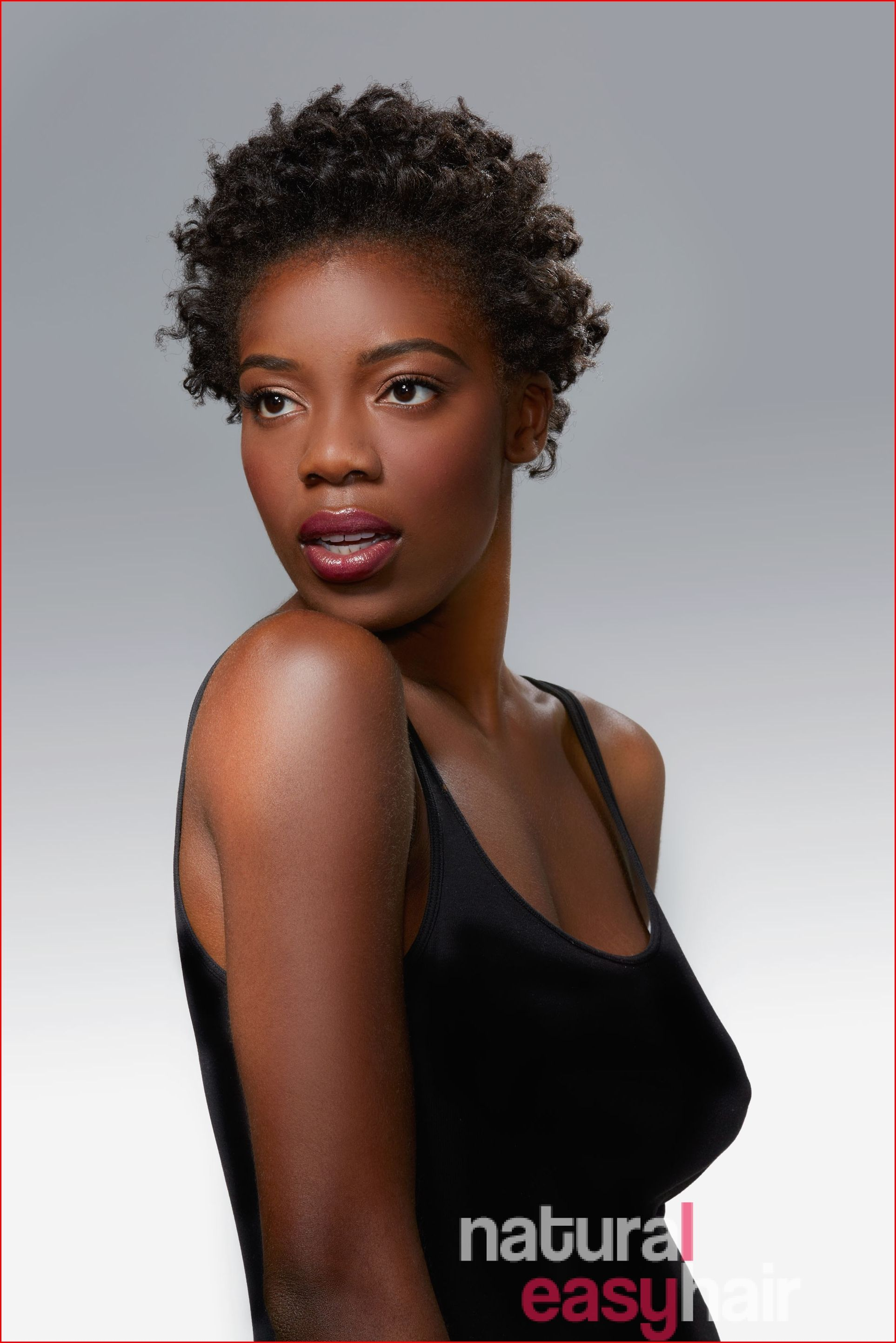 Glamourous virtual hairstyles for easy natural hairstyles and