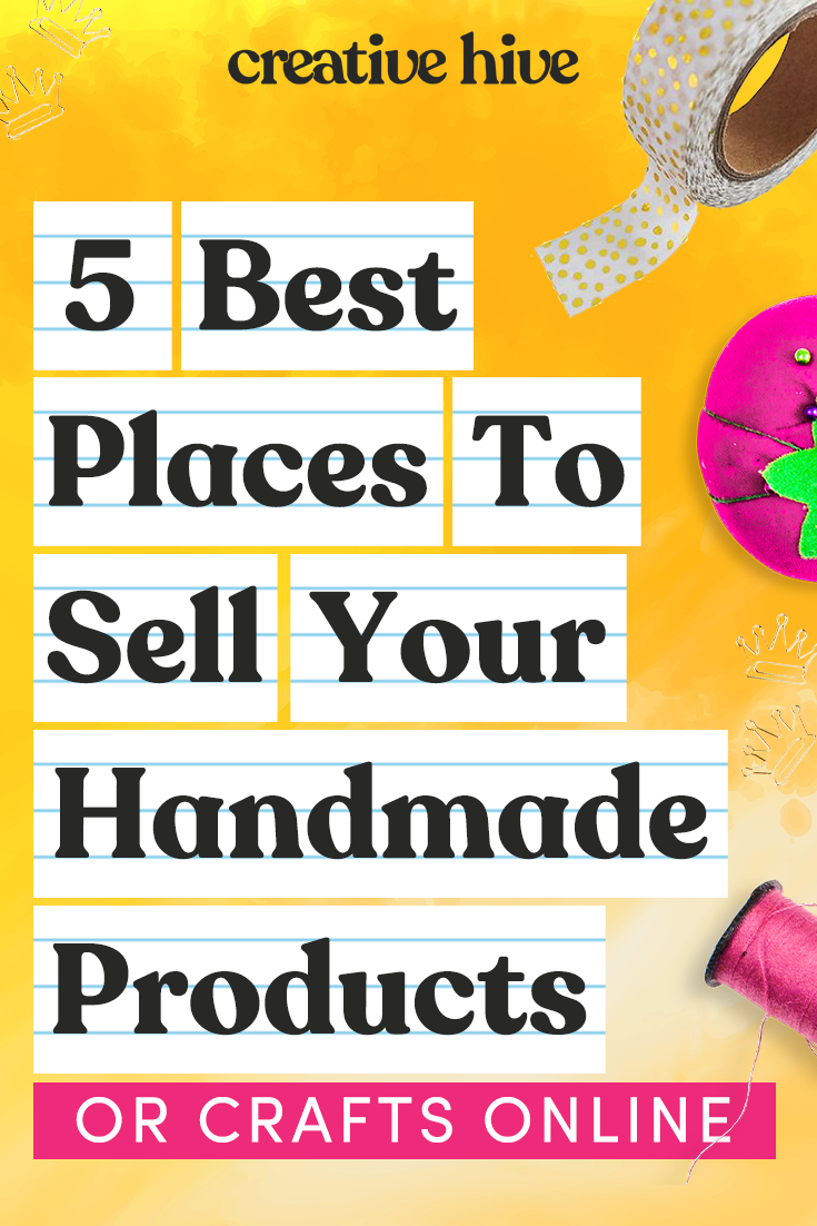 22+ Websites to sell your handmade crafts ideas