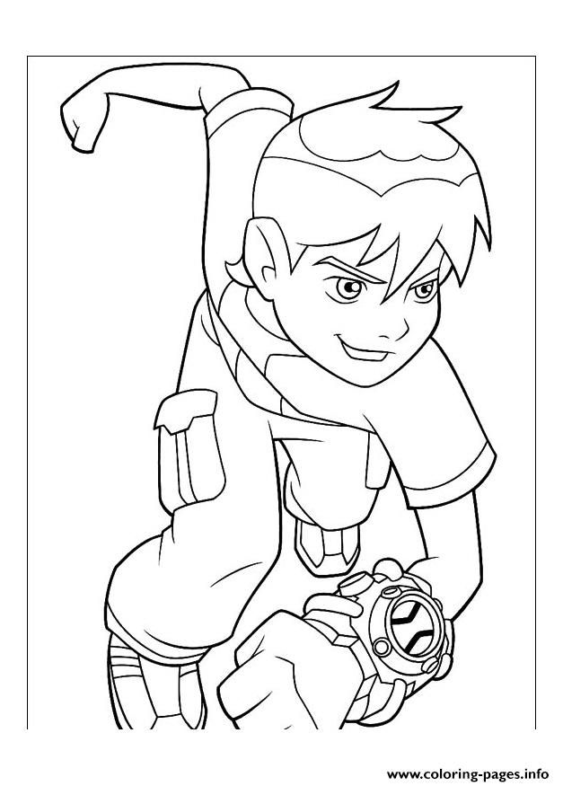 Print Dessin Ben 10 70 Coloring Pages Coloring Books Coloring Pages For Boys Kids Coloring Books