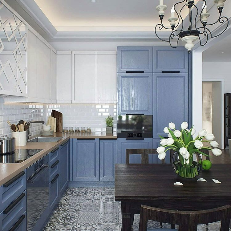 20 inspiring kitchen cabinet colors and ideas that will blow you away new kitchen interior on kitchen cabinet color ideas id=92028