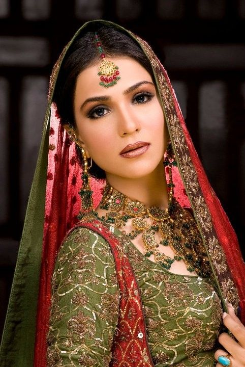 Bridal Makeup Different Cultures : Google Image Result for http://www.beautymagzine.com/wp ...