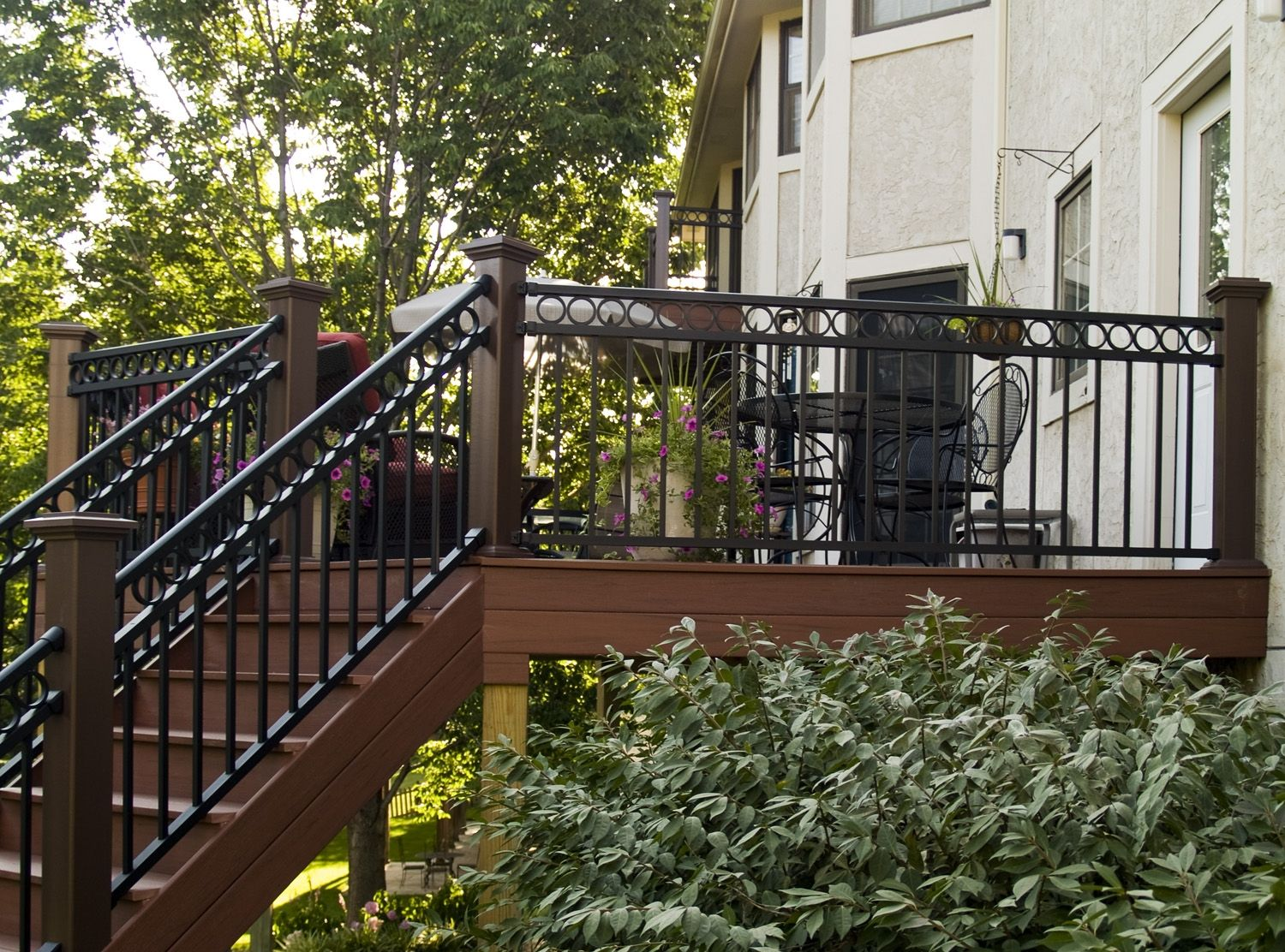 Inspirational Balcony Railing Designs Pictures