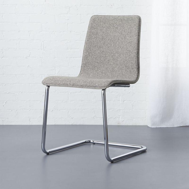 Pony Tweed Chair