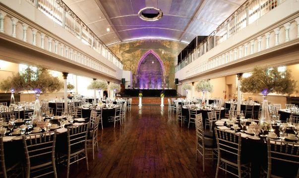 The Hip Urban S Guide Our Top 10 Unique Wedding Venues Toronto Berkeley Church