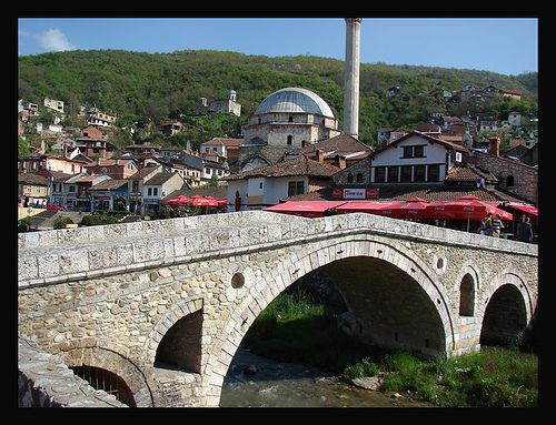 Prizren Kosovo Serbia Pristina Kosovo