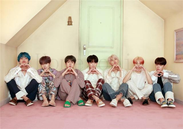 50 Off Kpop Bts Map Of The Soul Persona Hd Wallpaper Poster Buy 3 Free One Bts Boys Bts Concept Photo Photo Sketch