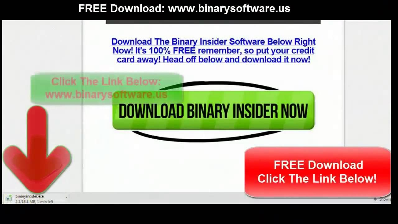 Binary Options Trading System 2014 Free Download Best Strategy To
