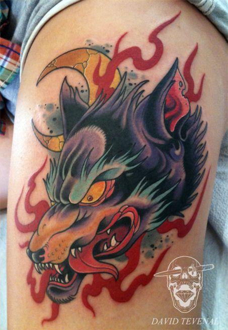 Columbus Custom Tattoo Designs: David Tevena At Memento Tattoo And Gallery In Columbus
