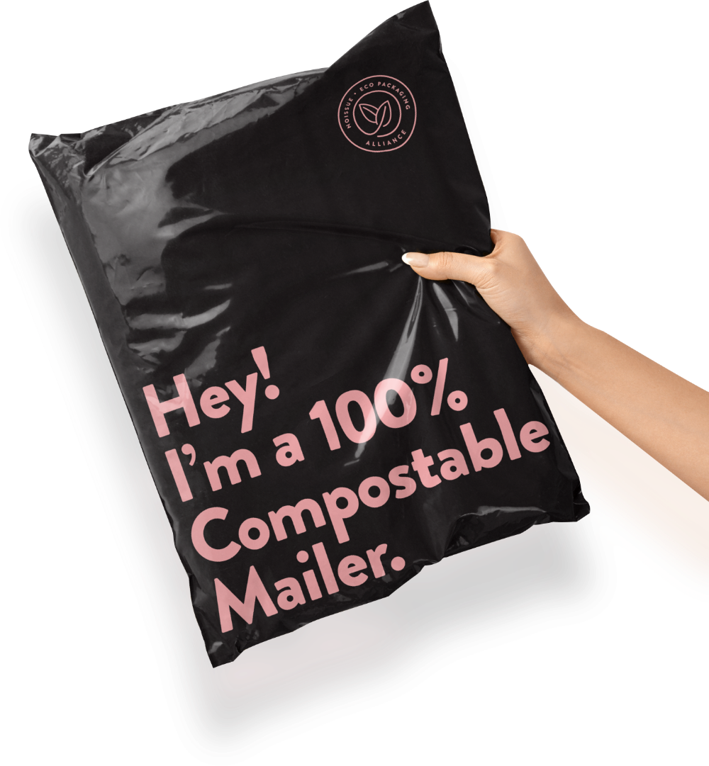 Compostable Mailers Eco Friendly Mailers noissue