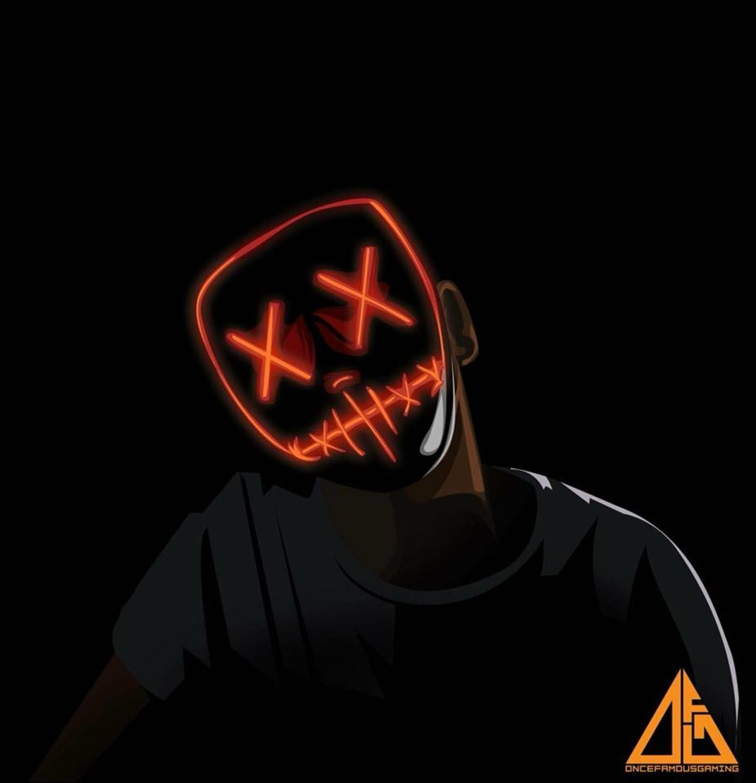 Night Huntsman Mask Original Eleutheromania