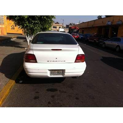 Chrysler Stratus 98 - Año 1998 - 100000 km - en Mercado Libre