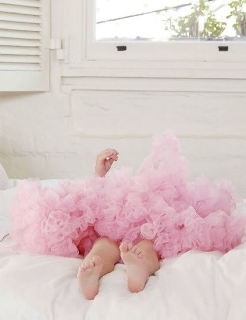 dreaming of pink